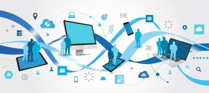 Connexion internet haut débit d'entreprise